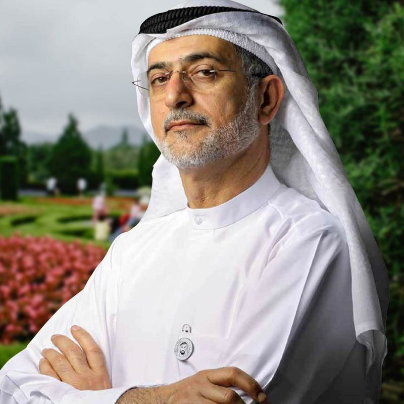 Mohammed Sharaf, Chairman of DriWay Technologies Middle East